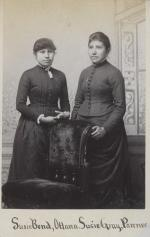 Susie Bond and Susie Gray [version 2], c.1887