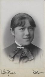 Lillie Wind, c.1890