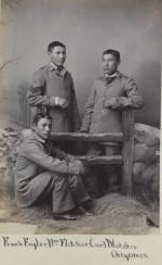 Frank Engler, William Fletcher, and Carl Matches [version 2], c.1882
