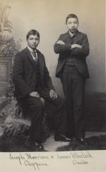 Joseph Morrison and James R. Wheelock [version 2], c.1892