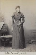 Hattie Long Wolf, c.1884