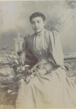 Lucy Enter Lodge, c.1895