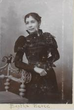 Bertha Pierce, c.1897