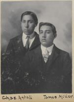 Charles Antell and James Miller, Jr., c.1898
