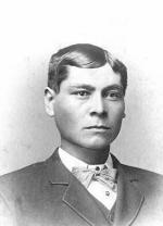 Arnold Woolworth, c.1885
