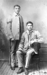 Stacy Matlock and William Morgan [version 2], c.1885
