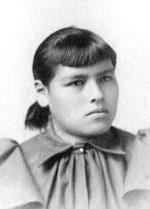 Eliza Johnson, c.1890