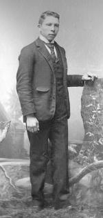 William Ball, c.1892