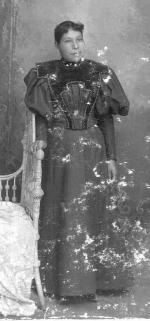 Grace Red Eagle, c.1894