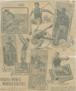 Jim Thorpe in Various Sports