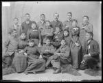 Sixteen Crow students [version 1], 1896