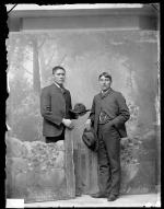 George Baker and Maurice Walker, 1888