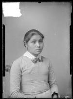 Hattie Long Wolf, c.1880