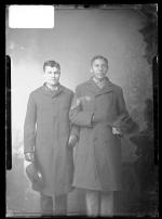 Joseph Wisecoby and Moses Nonway [?],1886