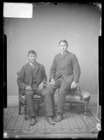 Work Together and Brian Early Bird, c.1885