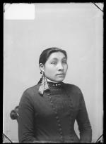Lois Pretty Scalp, c.1889