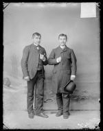 Henry Ouita and Kise Williams, c.1885