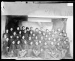 Group of male and female students, c.1903
