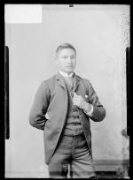 Phillip White (Phillips Bob Tail), 1885