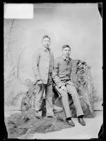 Samuel Noble and John Tyler, c.1890