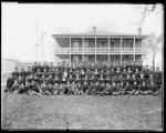 Large group of male and female students #1 [version 1], 1893