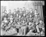 Cheyenne and Arapaho chiefs and students [version 1], 1894