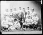 Baseball Team [version 1], 1892