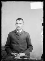 Unidentified male student #20, c.1885