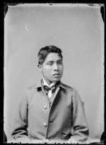 Unidentified male student #17, c.1885