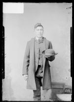 Dick Wallace, c.1888