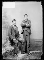 Joseph Morrison and James R. Wheelock [version 1], c.1892