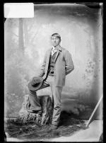 James One Star, c.1890