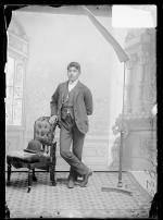 Unidentified male student #19, c.1885