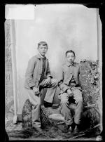William Archiquette and James R. Wheelock, c.1889