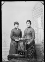 Susie Bond and Susie Gray [version 1], c.1887