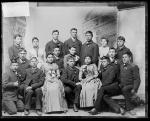 Graduating Class of 1890 [pose 2], 1890