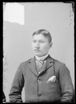 Willis Black Bear, c.1887