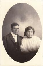 Thomas and Rosa Flynn, c.1905