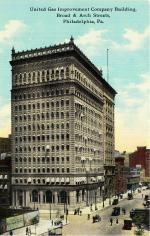 United Gas Improvement Company Building, c.1914