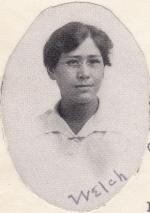 Mary Welch, c.1917