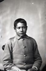 Silas Childers, c.1881