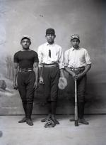 Harry Kohpay, Robert Penn, and Paul Lovejoy, c.1890