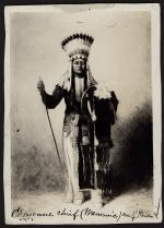 Chief Minimec, c.1880
