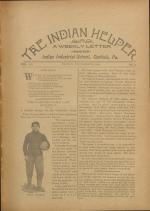 The Indian Helper (Vol. 12, No. 5)