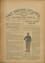 The Indian Helper (Vol. 12, No. 6)