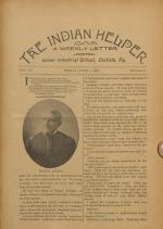 The Indian Helper (Vol. 15, No. 31)