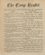 The Camp Leaflet
