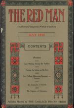 The Red Man (Vol. 8, No. 9)