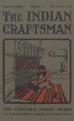 The Indian Craftsman (Vol. 2, No. 4)