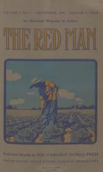 The Red Man (Vol. 5, No. 1)